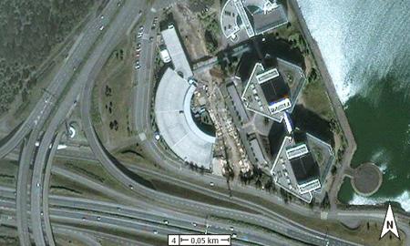 Keilaniemi (Yahoo Satellite)